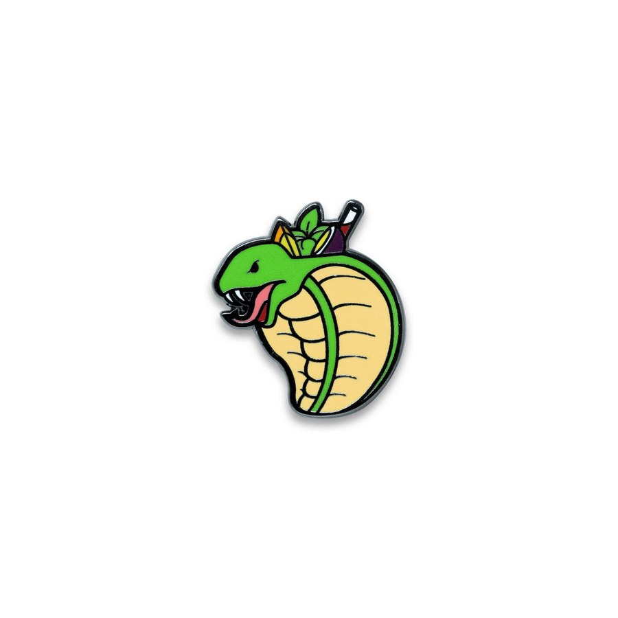Cobra's Fang Pin