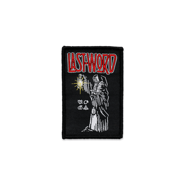 Last Word Band Patch