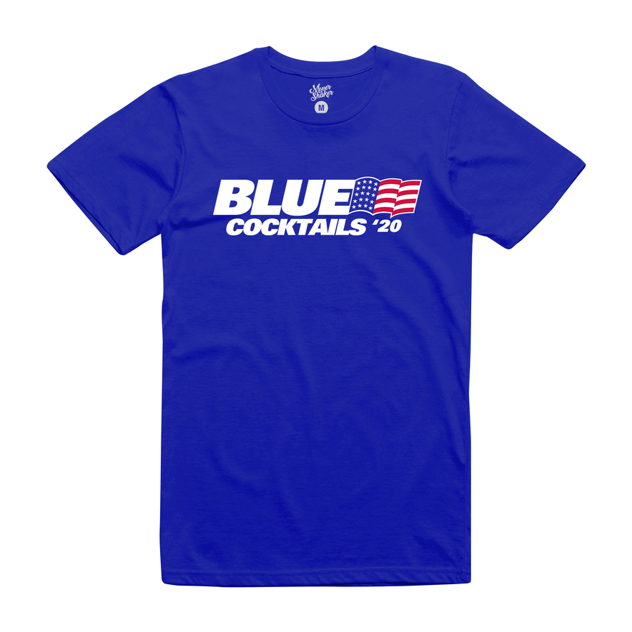 Blue Cocktails 2020 T-Shirt