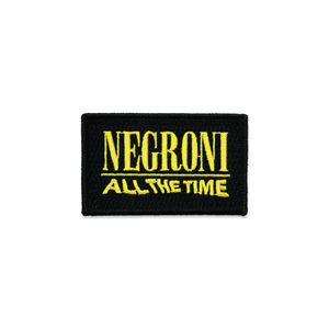 Negroni Patch