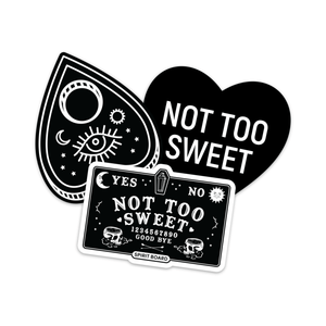 Not Too Sweet Sticker Pack
