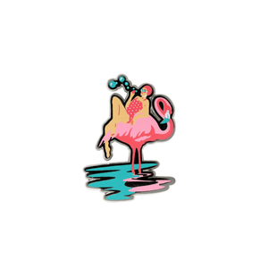 Daiquiri Season Pin