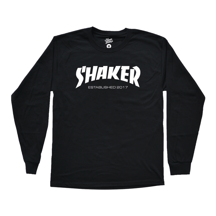 Shaker Long Sleeve T-Shirt