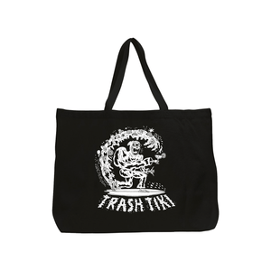 Trash Tiki Jumbo Tote Bag