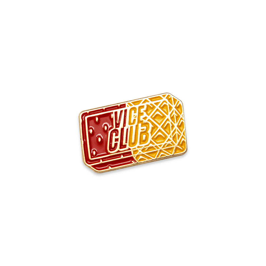 Vice Club Pin