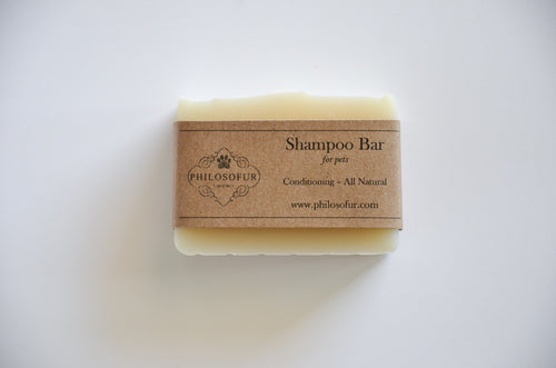 Conditioning Shampoo Bar