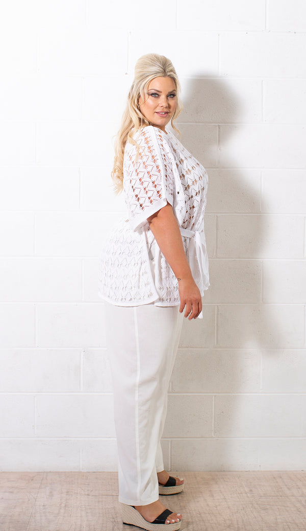 PLUS-SIZE CLOTHING - CLARA KAFTAN