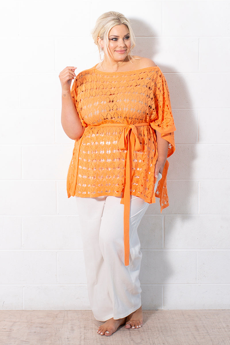 CLARA KAFTAN FOR CURVY WOMEN
