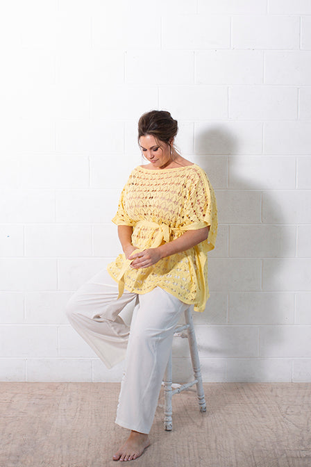 PLUS-SIZE BOUTIQUE FASHION - CLARA KAFTAN