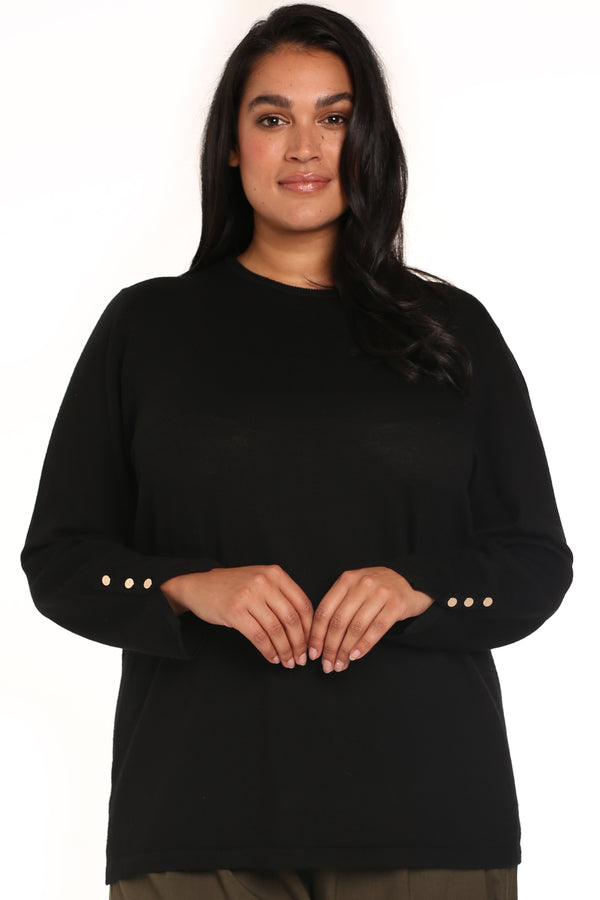 Plus-size clothing: Dolce Crew Neck Jumper