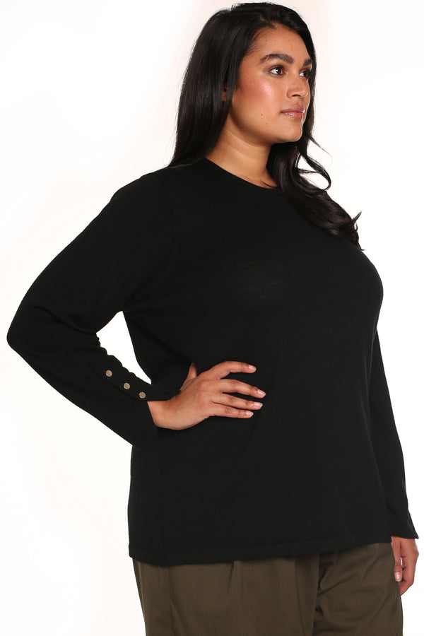 Plus-size fashion: Dolce Crew Neck Jumper