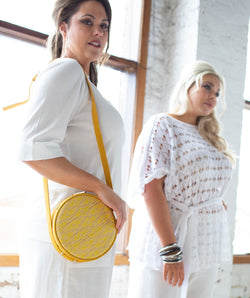 LILIANA - MINI ROUND BAG FOR PLUS SIZE FASHION