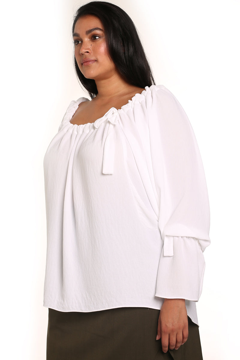 Women's plus-size tops: Marta Boho Top