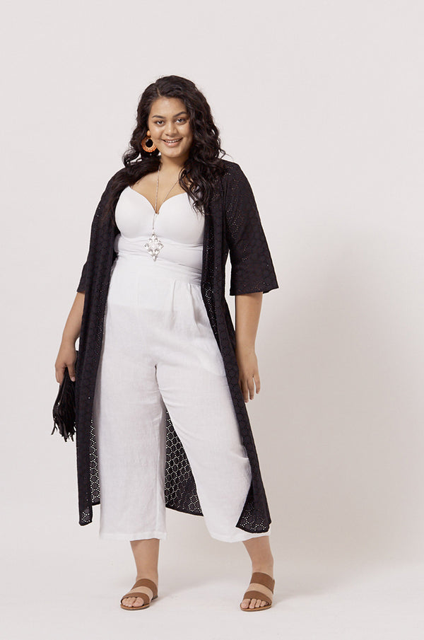 FASHION FOR CURVES - LACEY DUSTER