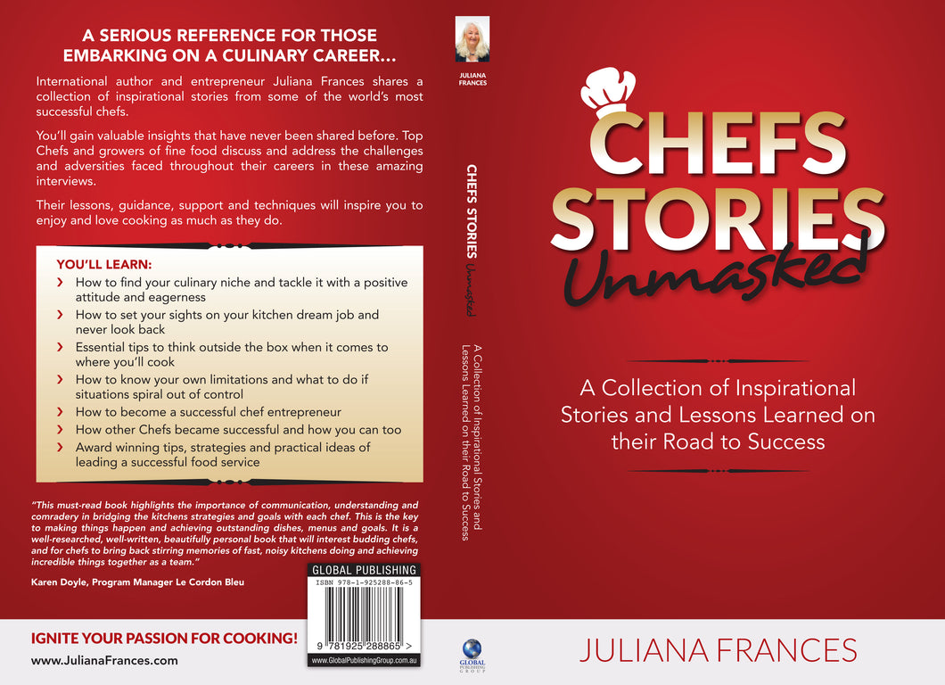 Become a successful chef