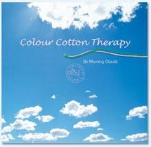 Colour Cotton Therapy Book Uses Colour Frequencies For Well-Being And Transformation