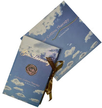 GenHarmony Cards And Colour Cotton Therapy Treatment Book Set Aligns The Spiritual Energy Fields
