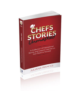 An entertaining collection of stories that brings us an affectionate insight into a chefs craft.
