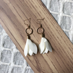 Gracie Flower Earrings