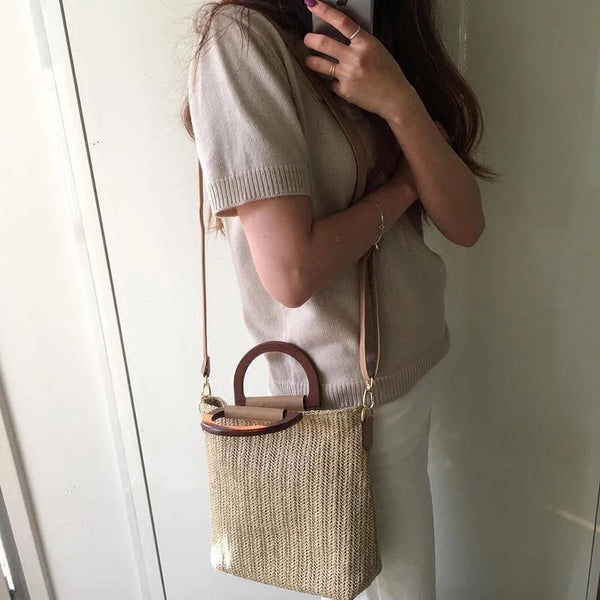 *BACKORDER* Bree Hand Bag (Khaki)