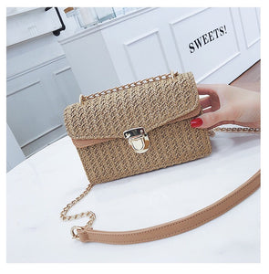 *BACKORDER* Amy Crossbody Bag (Brown)