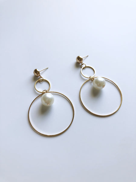 Meg Drop Earrings