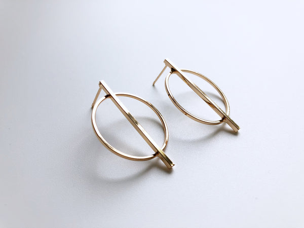 Belen Earrings (Gold)