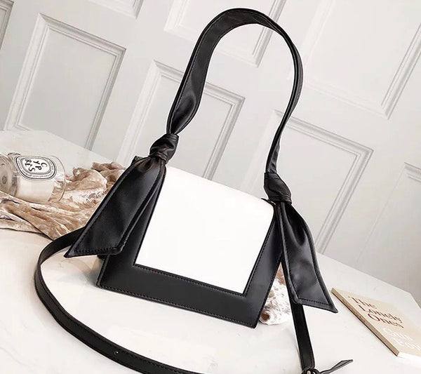 Cass Two-Tone Bag (Black)