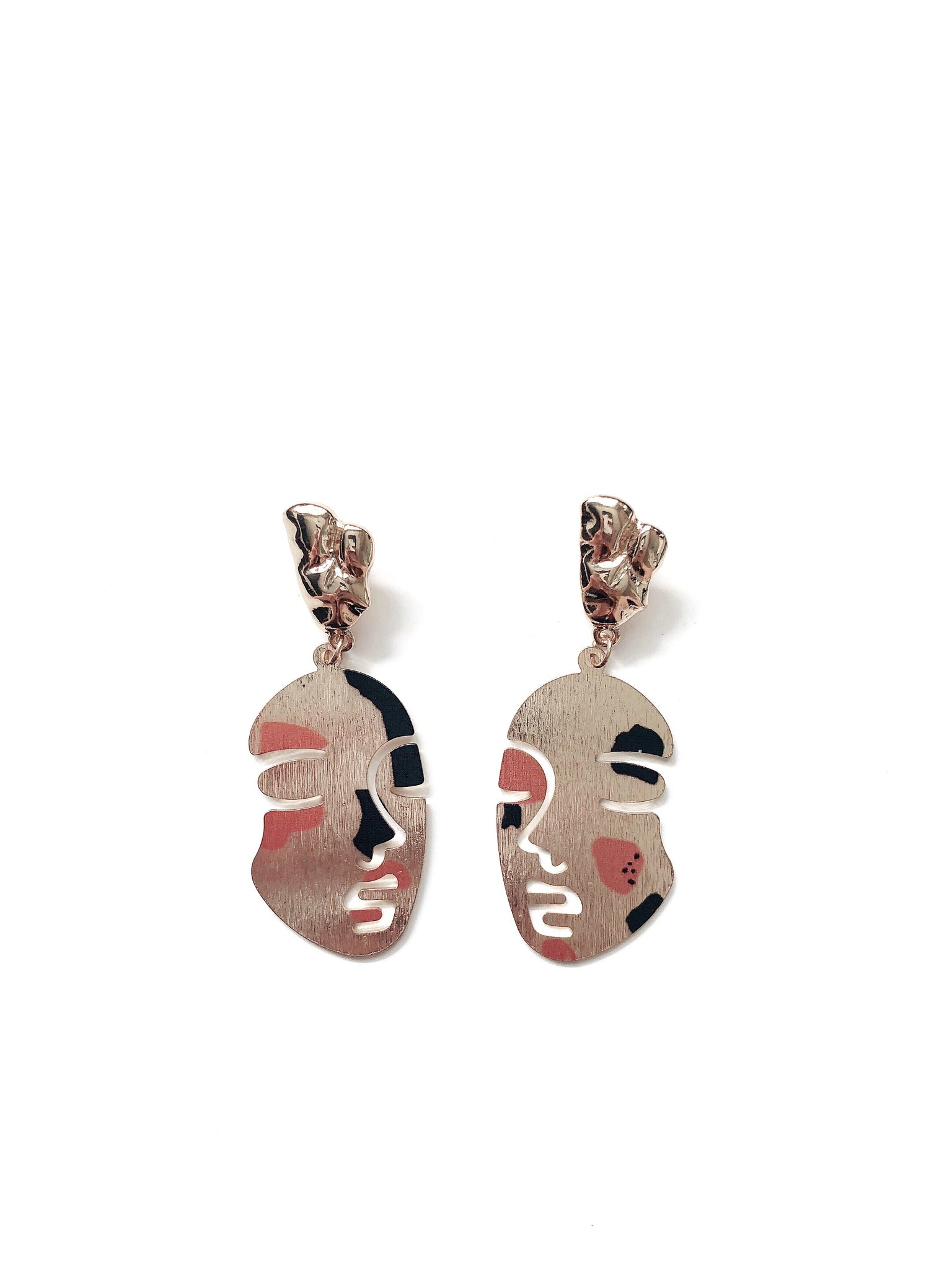 Thila Two-faced Earrings