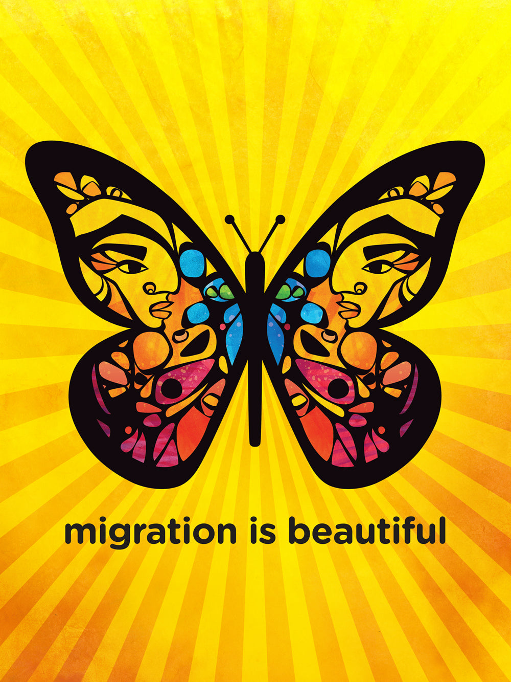 Migration Is Beautiful - 2018 Edition