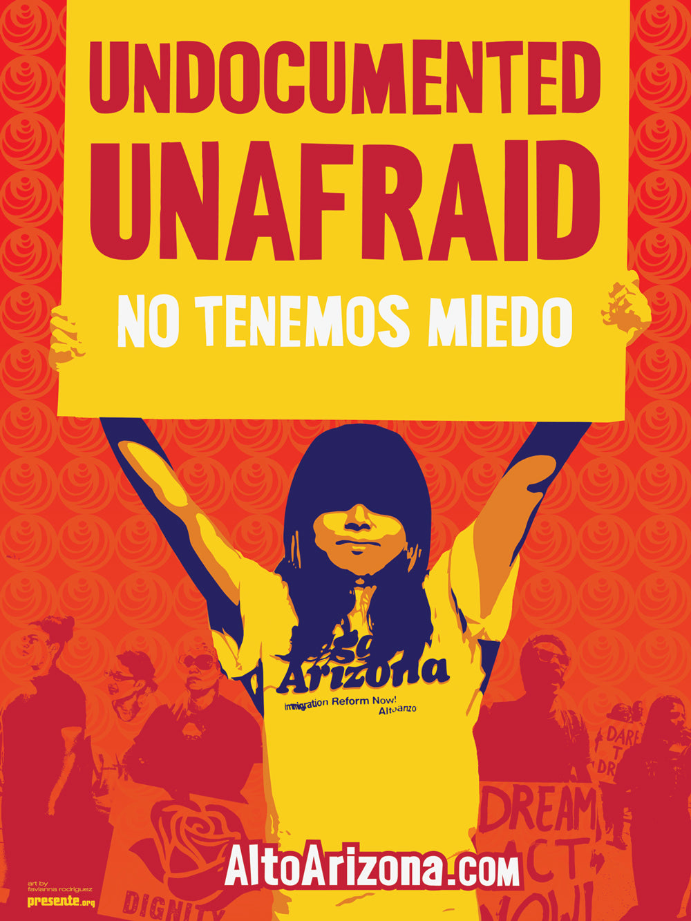 Undocumented. Unafraid.