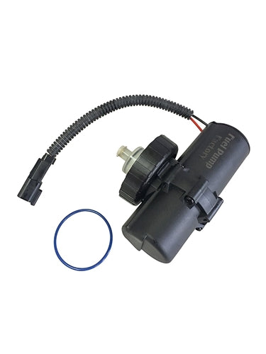 FPF Fuel Pump JCB CAT 422E 428D 428E 432D Loader 248B 287B - fuelpumpfactory