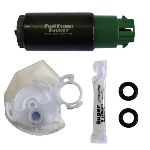 FPF 265LPH Fuel Pump 2008-2016 Mitsubishi EVO X / Lancer replace DW65c 9-651-1026 - fuelpumpfactory