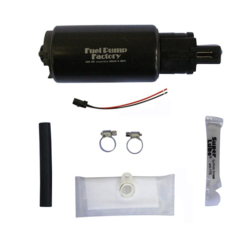 Fuel pump factory 265LPH 05-10 Ford Mustang V6 and V6 (exc GT500) - fuelpumpfactory
