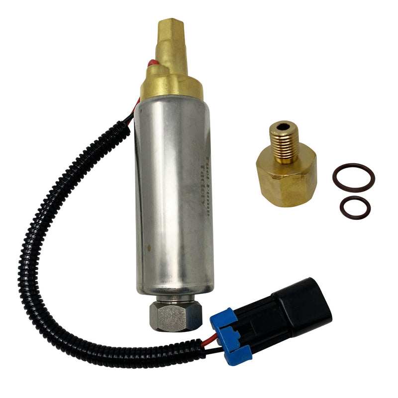 Electric Low Pressure Fuel Pump for Mercury Mercruiser Marine 4.3 5.0 5.7 V6 V8 Boat Replace for Sierra 18-8868 861155A3 861155A2