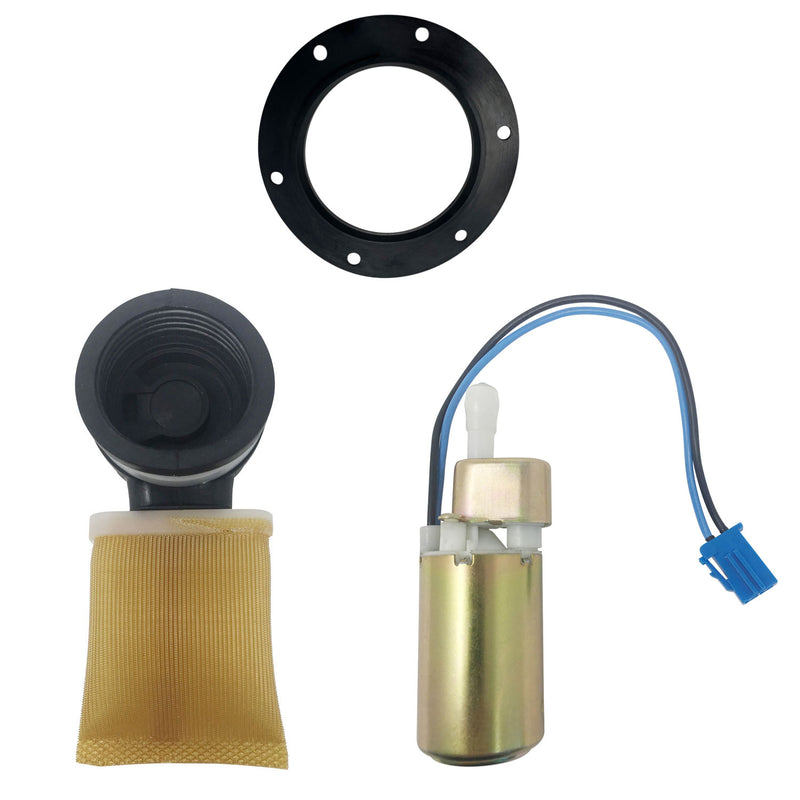 FPF Intank Fuel Pump With Strainer Tank Seal For Kawasaki KFX700 (KSV700) 2004-2009, Replaces 49040-1080 - fuelpumpfactory