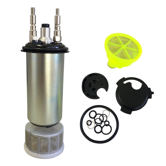 FPF EFI Yamaha 200-250 Marine Outboard Fuel Pump 1997-1999, Replaces Yamaha 65L-13907-00-00 - fuelpumpfactory