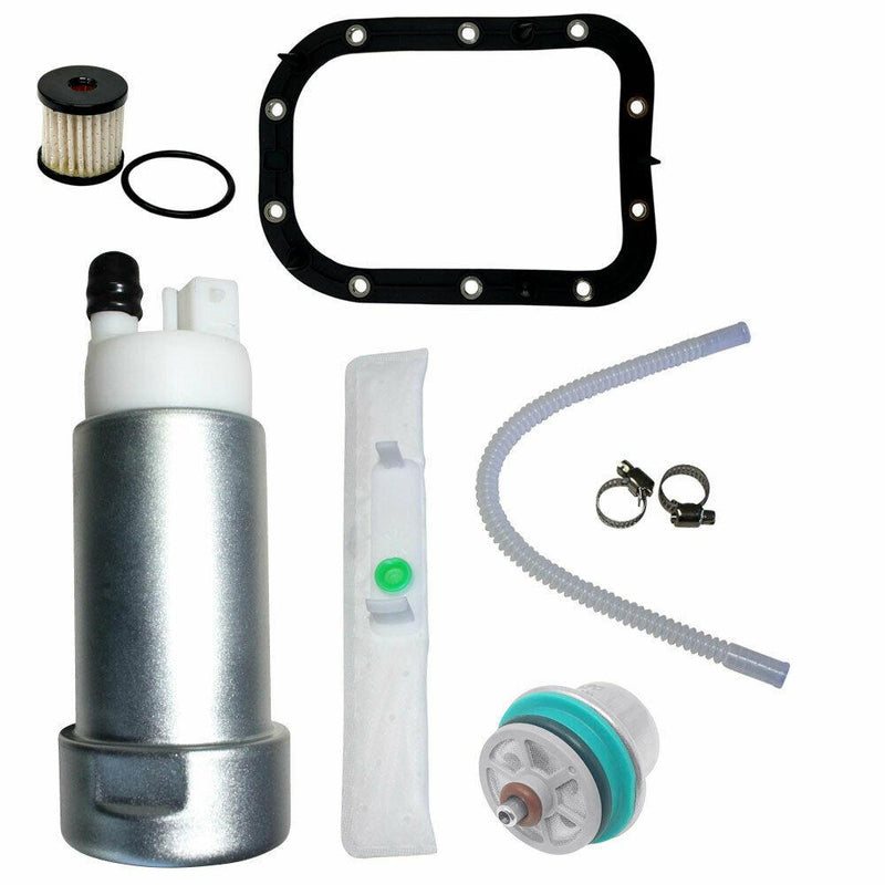 Fuel Pump W/ reg and filter & Seal For Harley-Davidson 08-17 Softail / Heritage / Fatboy / Blackline / Deluxe - fuelpumpfactory