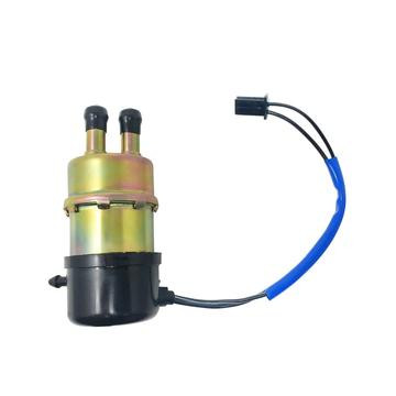 FPF Frame Mounted Electric Fuel Pump For Kawasaki Ninja ZX-6 ZX-7 1989-2001, Replaces 49040-1057 - fuelpumpfactory