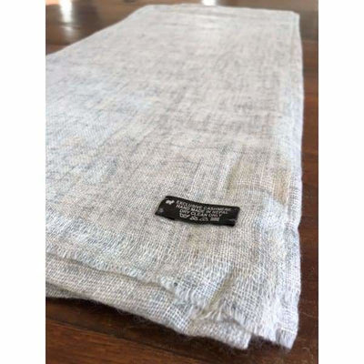 A$74.95 - CASHMERE PASHMINA SCARF - HAND MADE IN NEPAL 🇳🇵UNISEX (40) ISLAND BUDDHA