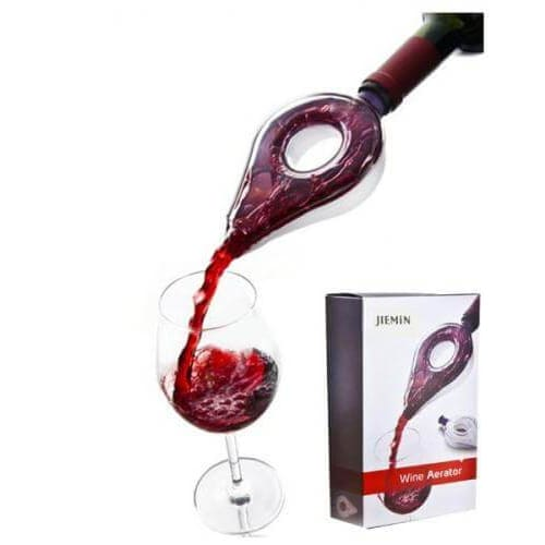 Wine Decanter & Aerator Pourer