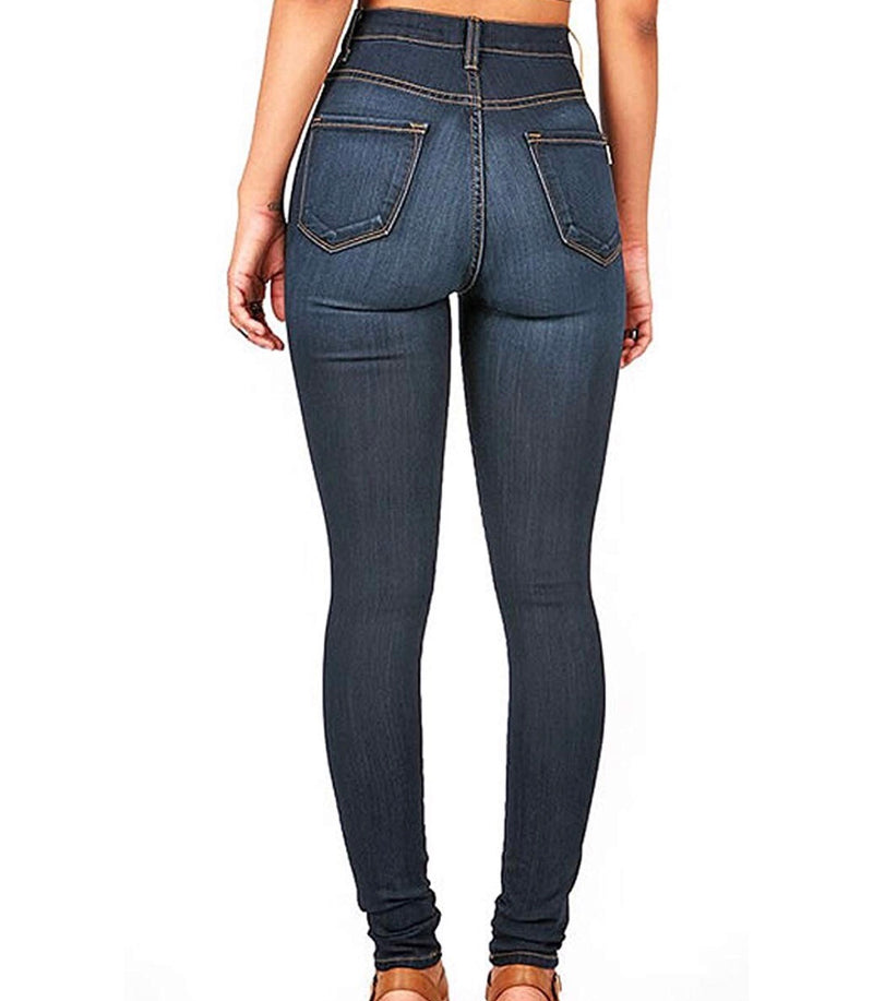 Jess High Waisted Jeans