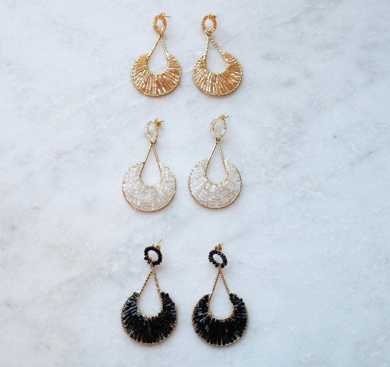 Mi Tesoro Earrings