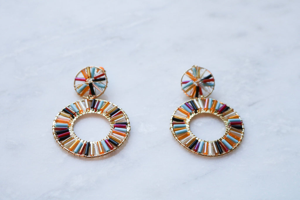Mi Mundo Earrings