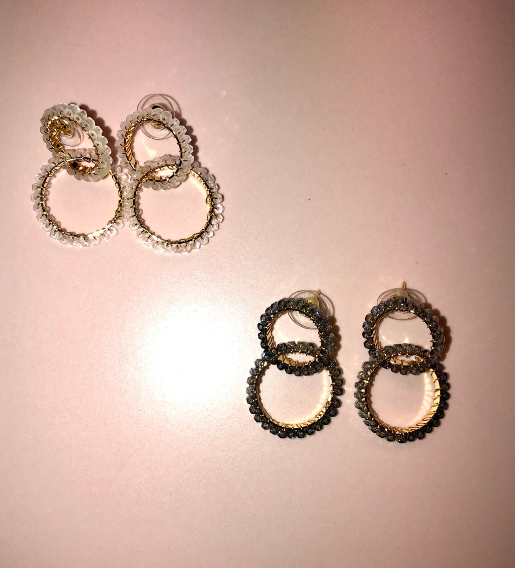 Seeing Double Earrings