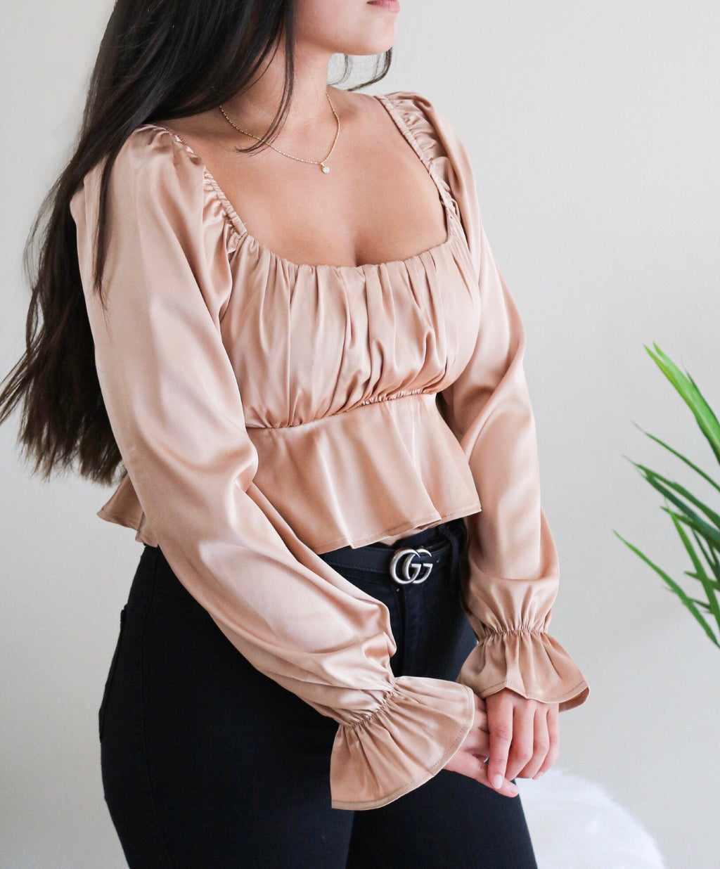 Vivianna Crop Top