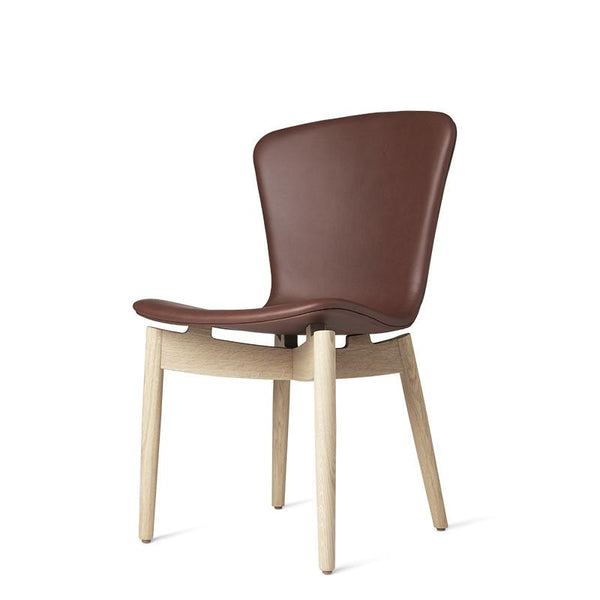 Shell Dining Chair | Ultra Cognac
