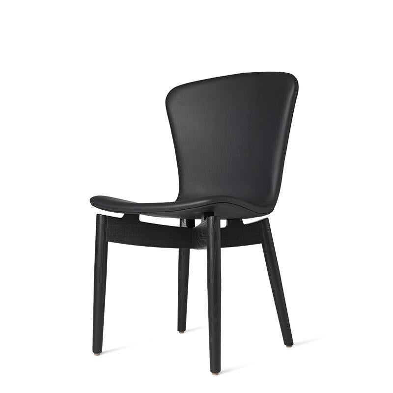 Shell Dining Chair | Ultra Black