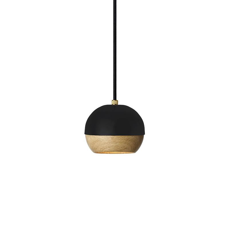 Ray Pendant Lamp | S Black
