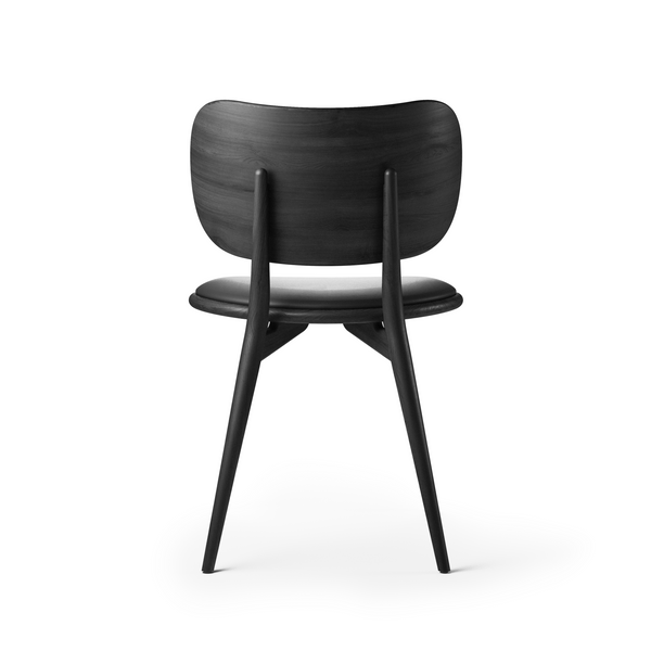 The Dining Chair | Sortlakeret bøg | By Space Copenhagen